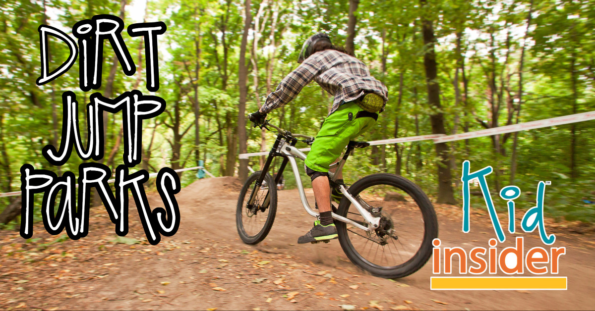 Dirt Jump and BMX Parks in Whatcom County, WA